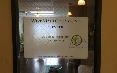 Welcome to West Maui Counseling Center